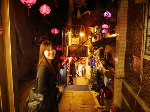 台湾に行くことを決意
