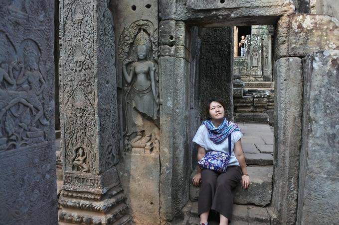 2018年2月 初カンボジア