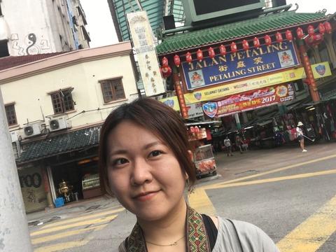 2016年12月 初マレーシア