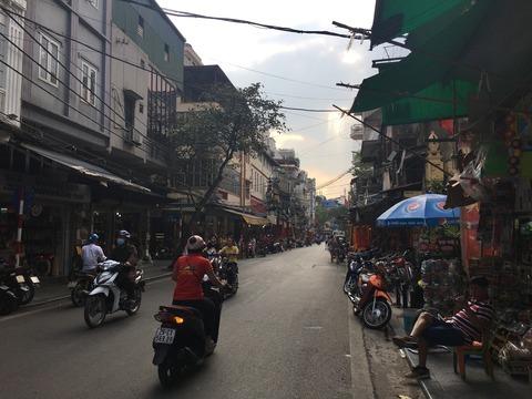 2016年10月 初ベトナムハノイ